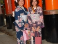 Fushi-mi-Inari Taisha, torii rossi (Geishe)