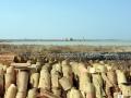 11 tegole di terracotta (ciaramire) pronte per ricoprire gli Arioni