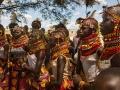 cultural festival aconciature con perline colorate - copertina