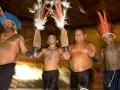 Ritual Da Tucandeira Indios Satere Mawe Amazonas