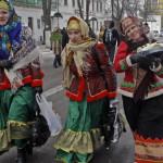 Il Carnevale russo antico