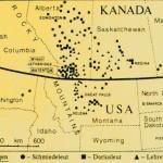 Un'isola tedesco-anabattista in Canada
