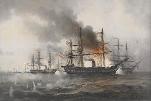 lissa vittoria della marina veneta