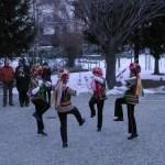 Val di Susa: l'antica festa degli spadonari-sciamani