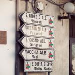 Dove sono gli Arbëreshë di Calabria