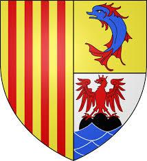 Stemma della Region Provence-Alpes-Côte d'Azur