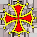 crociata albigesi mito occitano - Croce di Tolosa