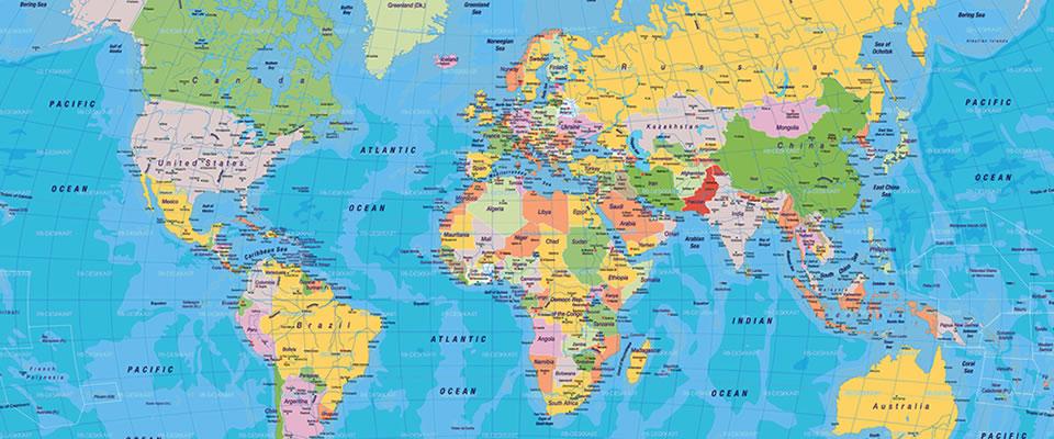 Identita territoriale e globocentricita