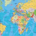 Identità territoriale e globocentricità