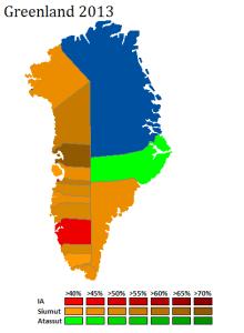 I risultati delle elezioni 2013