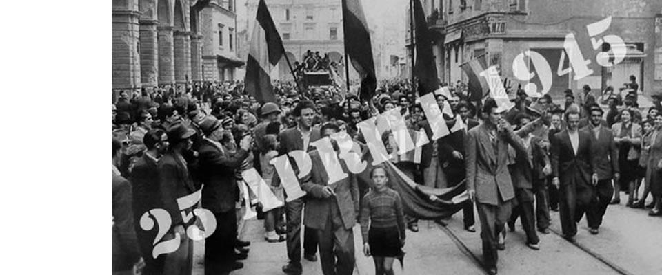 25 aprile 1945 il settantesimo anniversario dalle voci dei bambini di allora