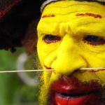 Gli Huli della Nuova Guinea: un popolo a colori