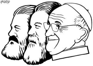 Marx, Castro e Bergoglio - Rivista Etnie
