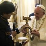 Bergoglio visto dall'etnismo
