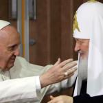 (Alcuni) cristiani protestano per la trasformazione in moschea di Santa Sofia