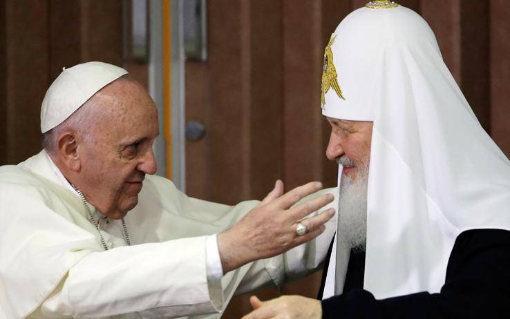 Anticomunisti Cubani Papa Patriarka Kirill