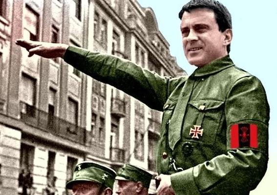 manuel valls fascista
