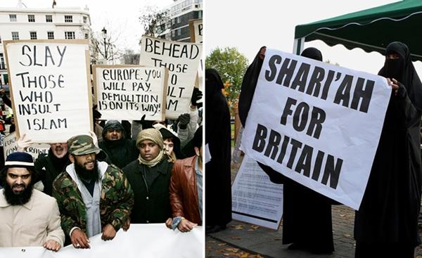 maggioranza musulmana moderata