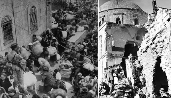 arabi ed ebrei odio