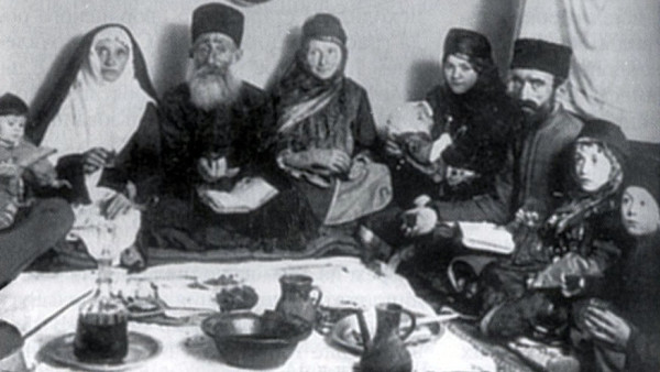krasnaya sloboda ebrei - famiglia-Quba