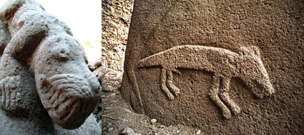 bruniquel neandertaliani - Gobeklitepe_animali