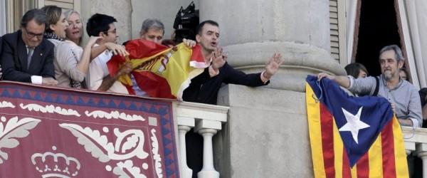 catalogna indipendenza difficile - catalanisti-contro-centralisti