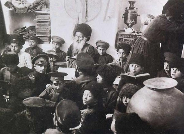 krasnaya sloboda ebrei - jews-studying
