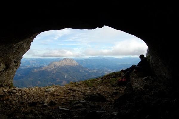 paesi baschi storia e cultura - Monte Anboto