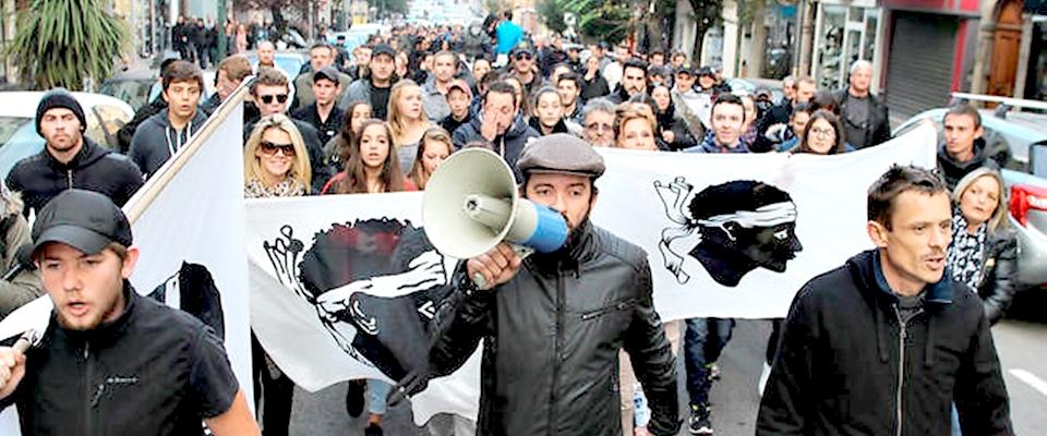 IAF: la resistenza europea comincia dalla Corsica