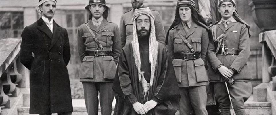 Compie un secolo il nefasto accordo Sykes-Picot che ha ridisegnato il Medio Oriente