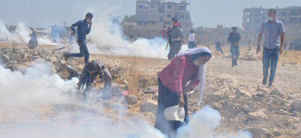 kobane attacco turco
