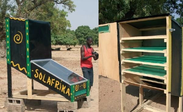 essiccatori solari africa