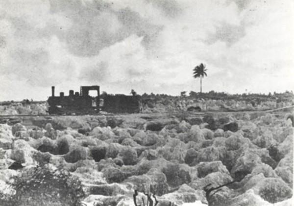 makatea tuamotu - il-treno