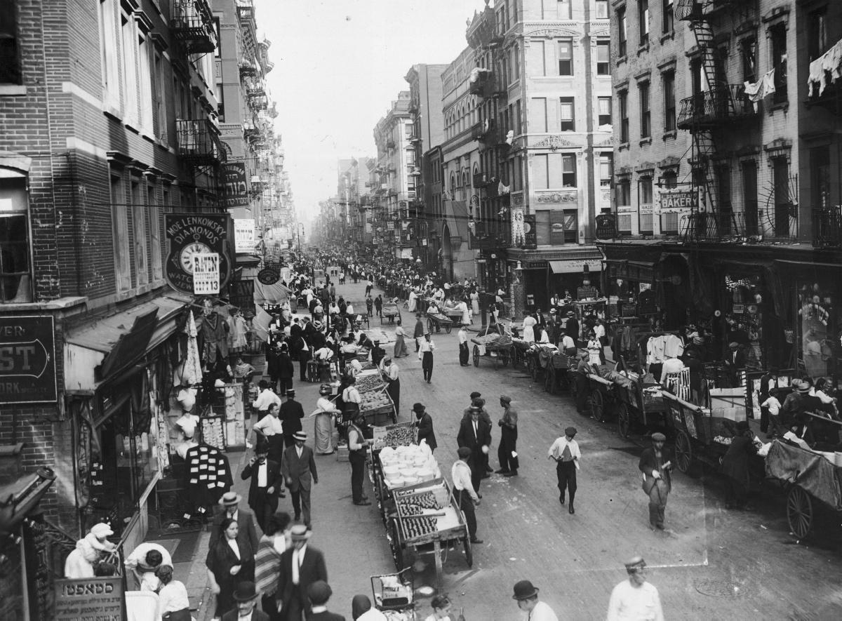 Lower East Side: storia di un quartiere di immigrati a New York - Etnie
