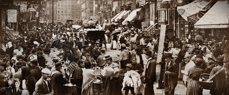 Lower East Side: storia di un quartiere di immigrati a New York