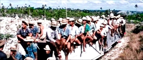 makatea tuamotu - trasporto-ibrido