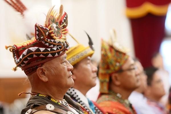 taiwan scuse a indigeni