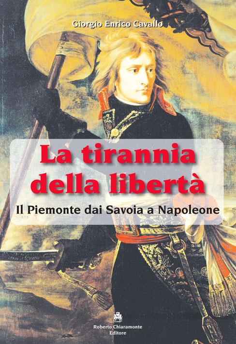 la tirannia della liberta - copertina