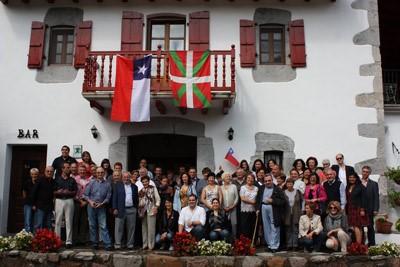 diaspora basca america - baschi-cile