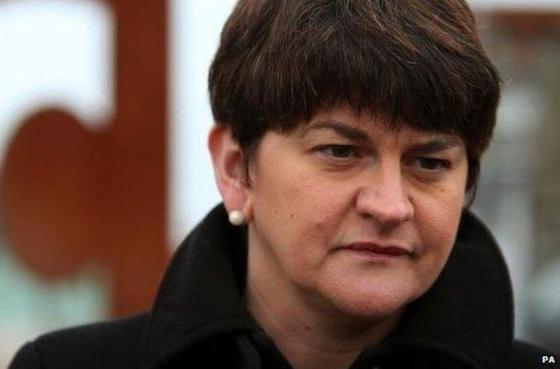 irlanda del nord dimissioni mc guinness - Arlene-Foster