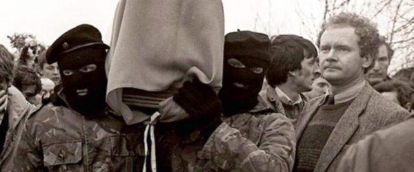 irlanda del nord dimissioni mc guinness - funerale IRA