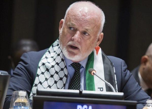 onu condanna israele - Peter-Thomson