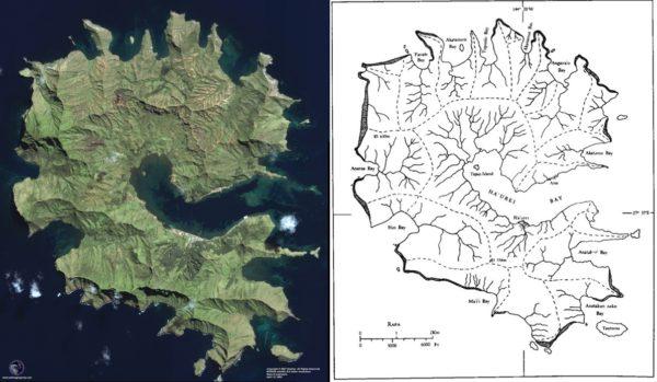 rapa iti - foto-mappa