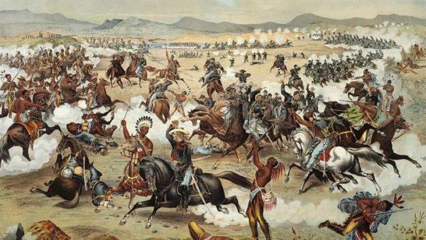 lakota standing rock - battaglia-LittleBigHorn