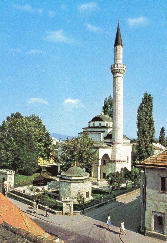 bosnia erzegovina guerra storia - moschea