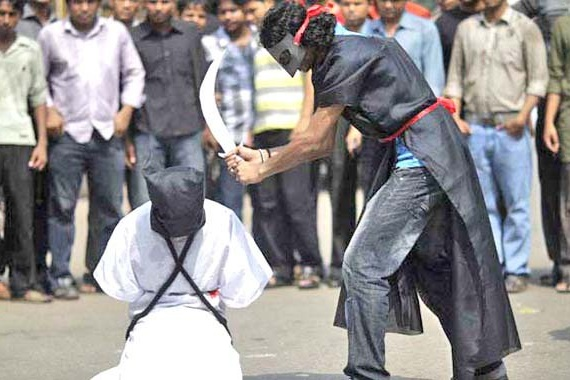 arabia saudita donne esecuzioni