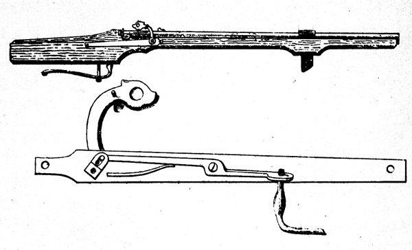 armi da fuoco antiche - 6 - archibugio