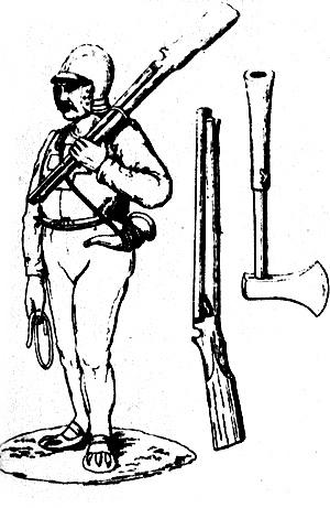 armi da fuoco antiche -7 - scoppietto