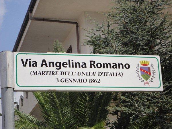 angelina romano brigantessa - Castellammare