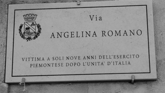angelina romano brigantessa -Longobardi